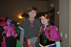 Aspen Hill Halloween Party