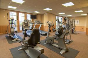 Aspen Hill gym