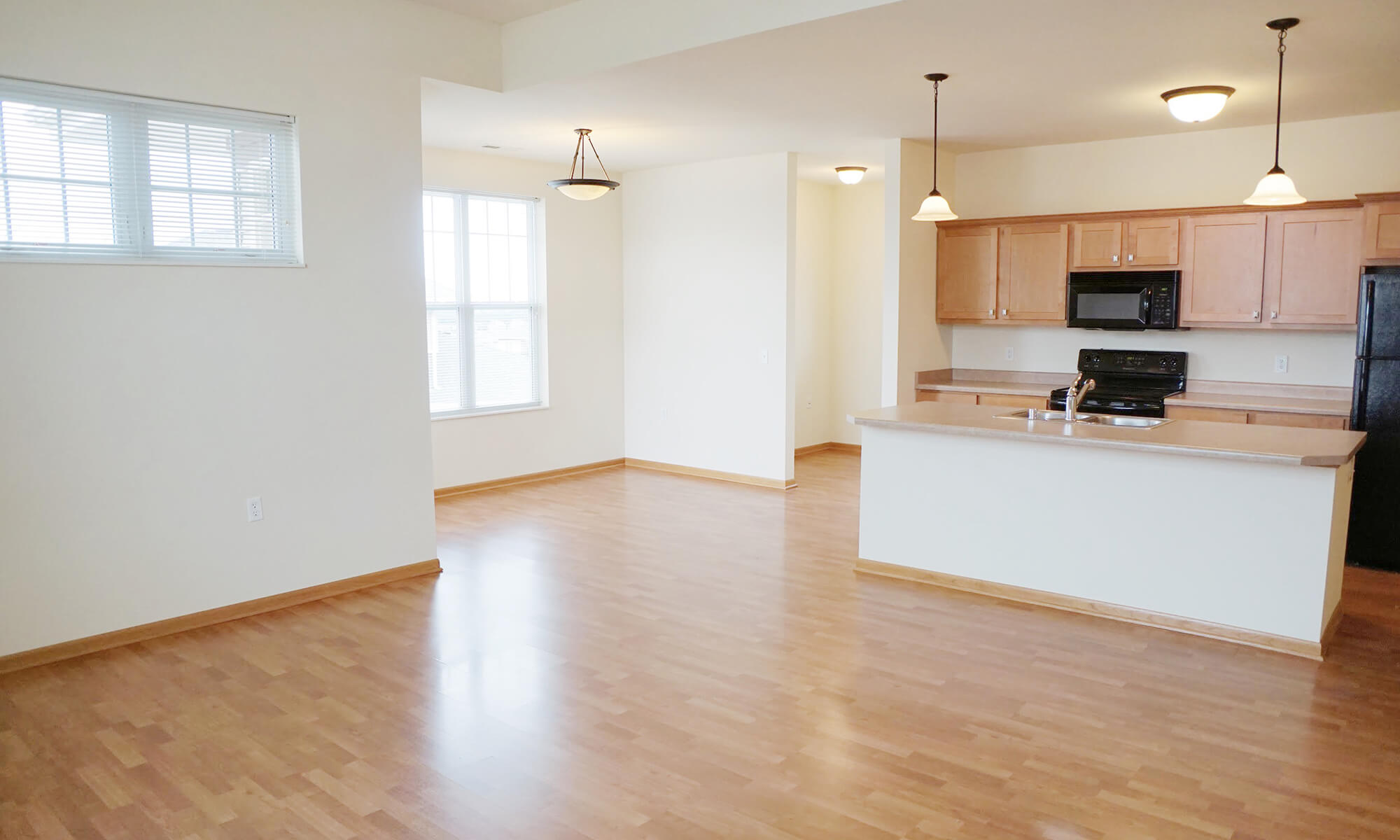 Aspen TH Elk_Kitchen Living (2)